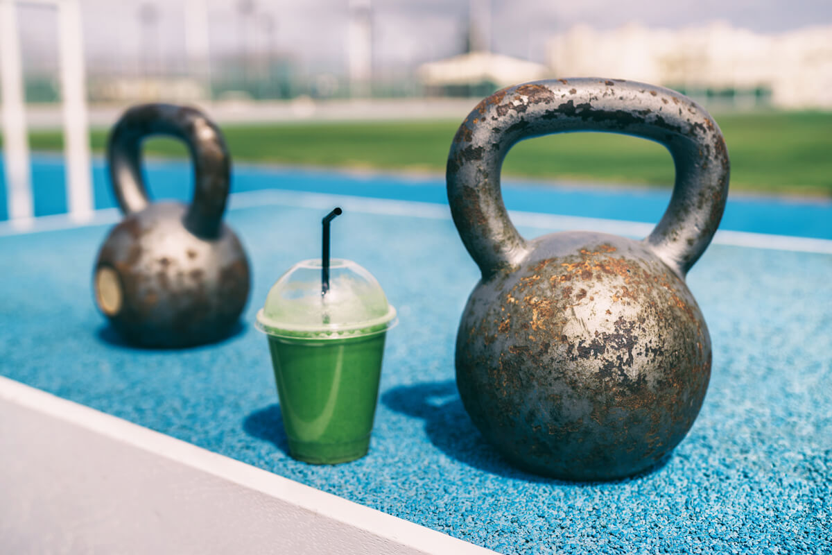 Size vs. Strength Kettlebells