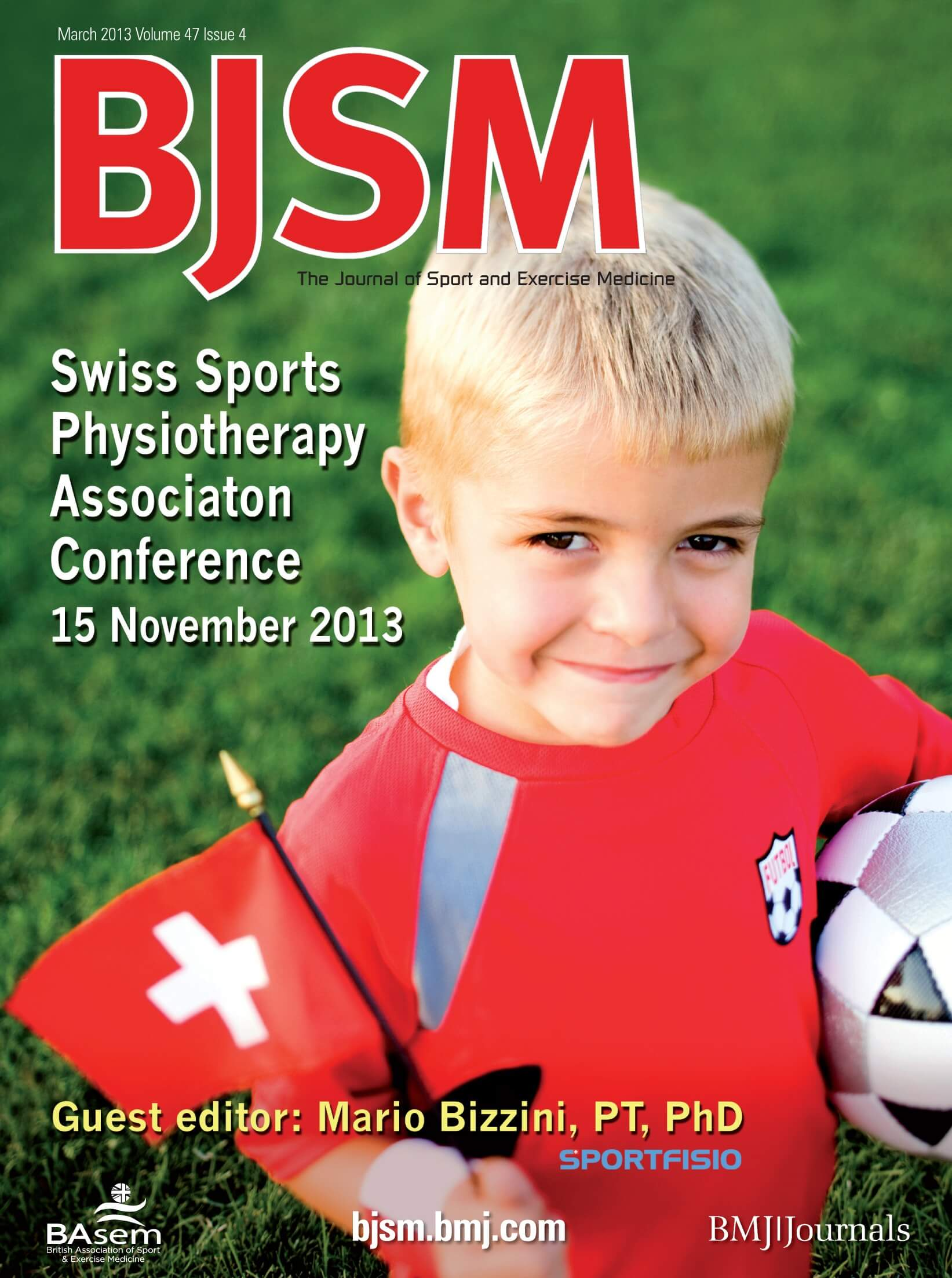 British Journal of Sports Medicine Cover