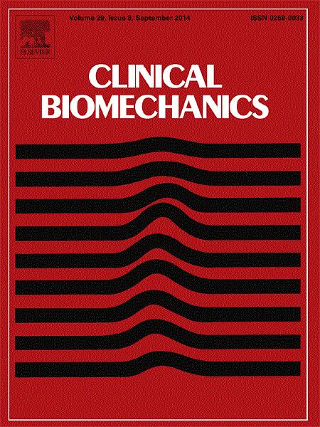 Clinical Biomechanics Cover