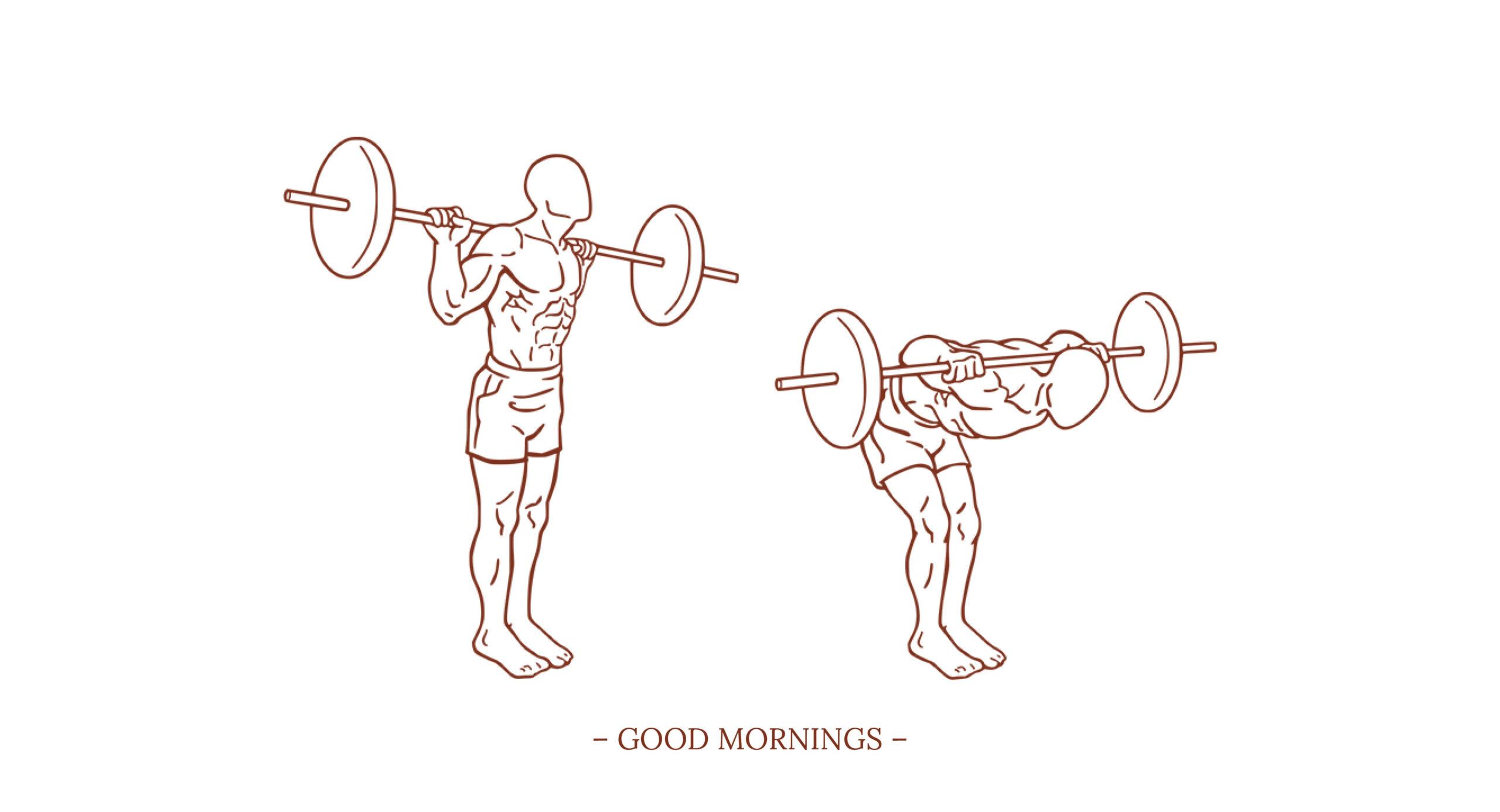 Good Mornings Illustration