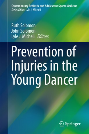 Prevention of Injuries in the Young Dancer Cover