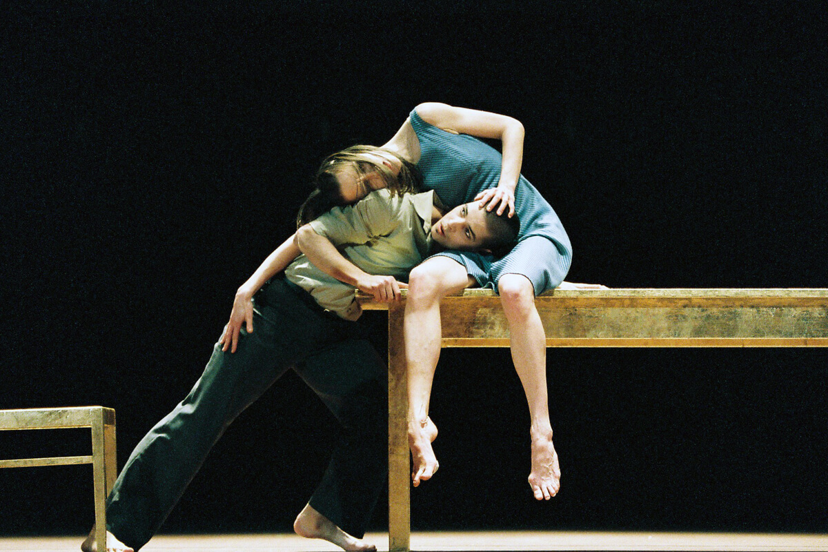 Orpheus und Eurydike by Gregor Zöllig