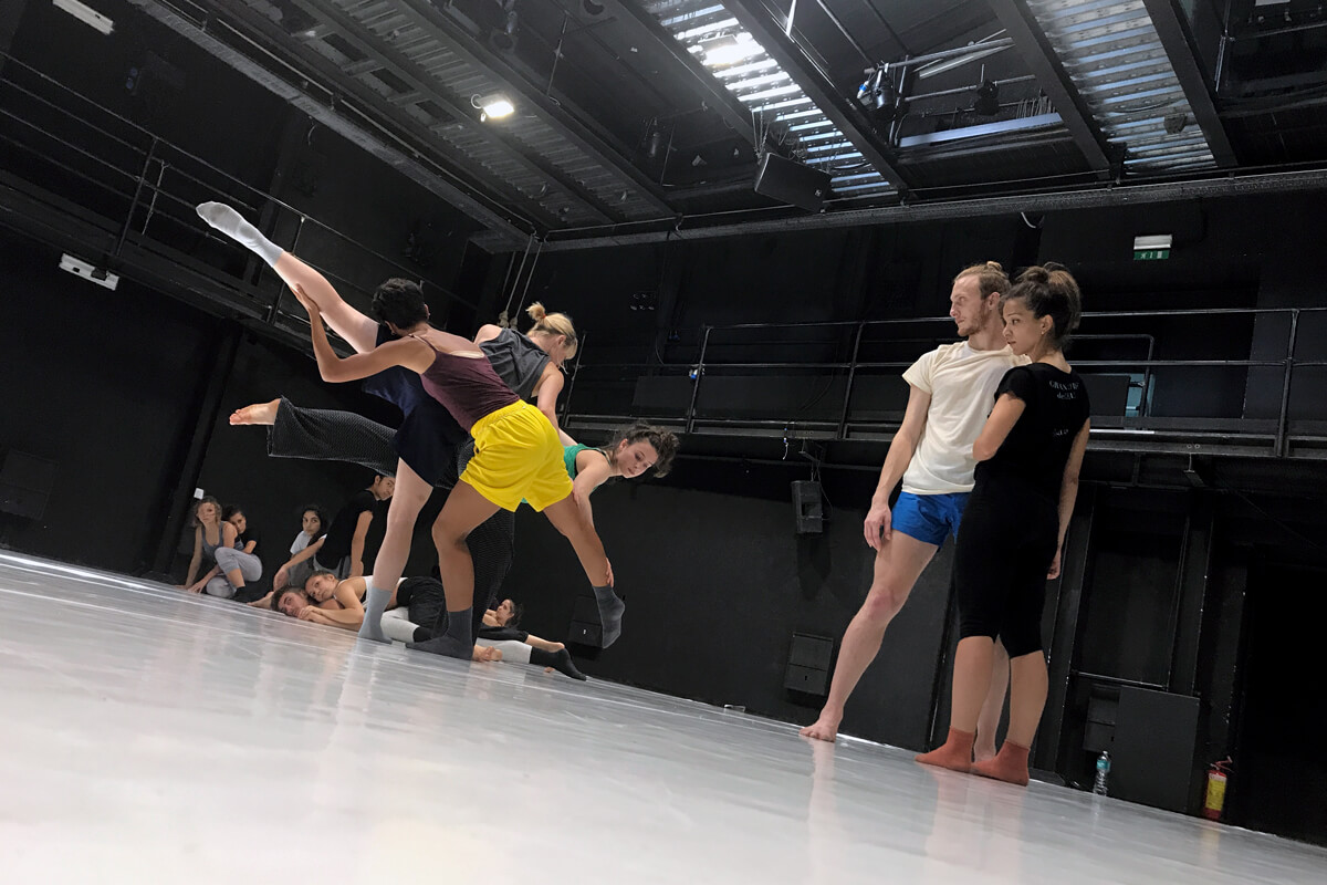 Emanuel Gat Dance Summer Intensive