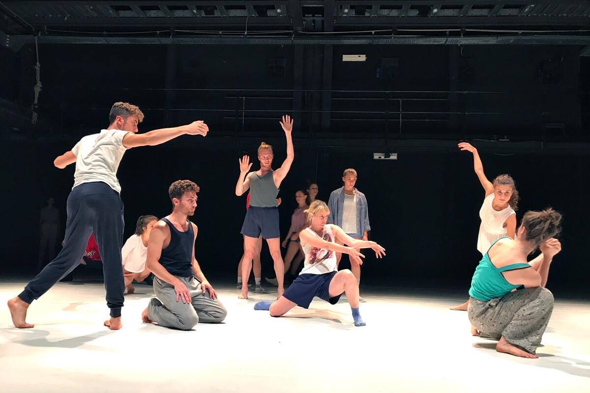 Emanuel Gat Dance Summer Intensive