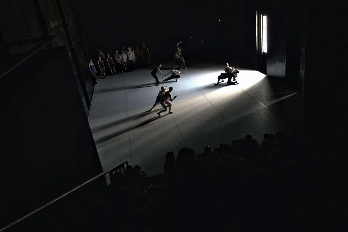 Emanuel Gat Dance Workshop