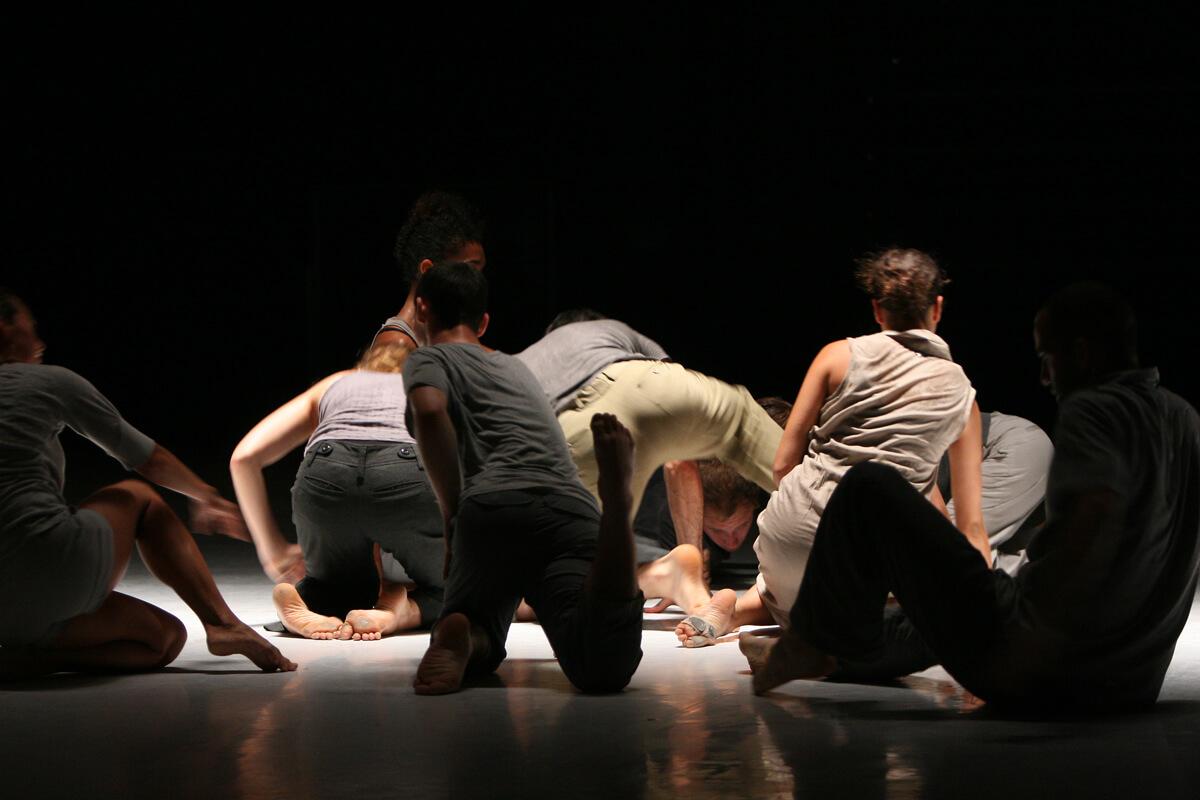 Silent Ballet by Emanuel Gat