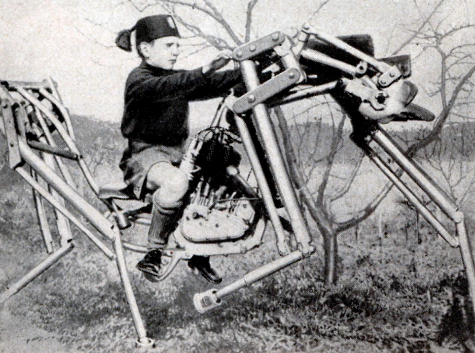 The Iron Dobbin 1933