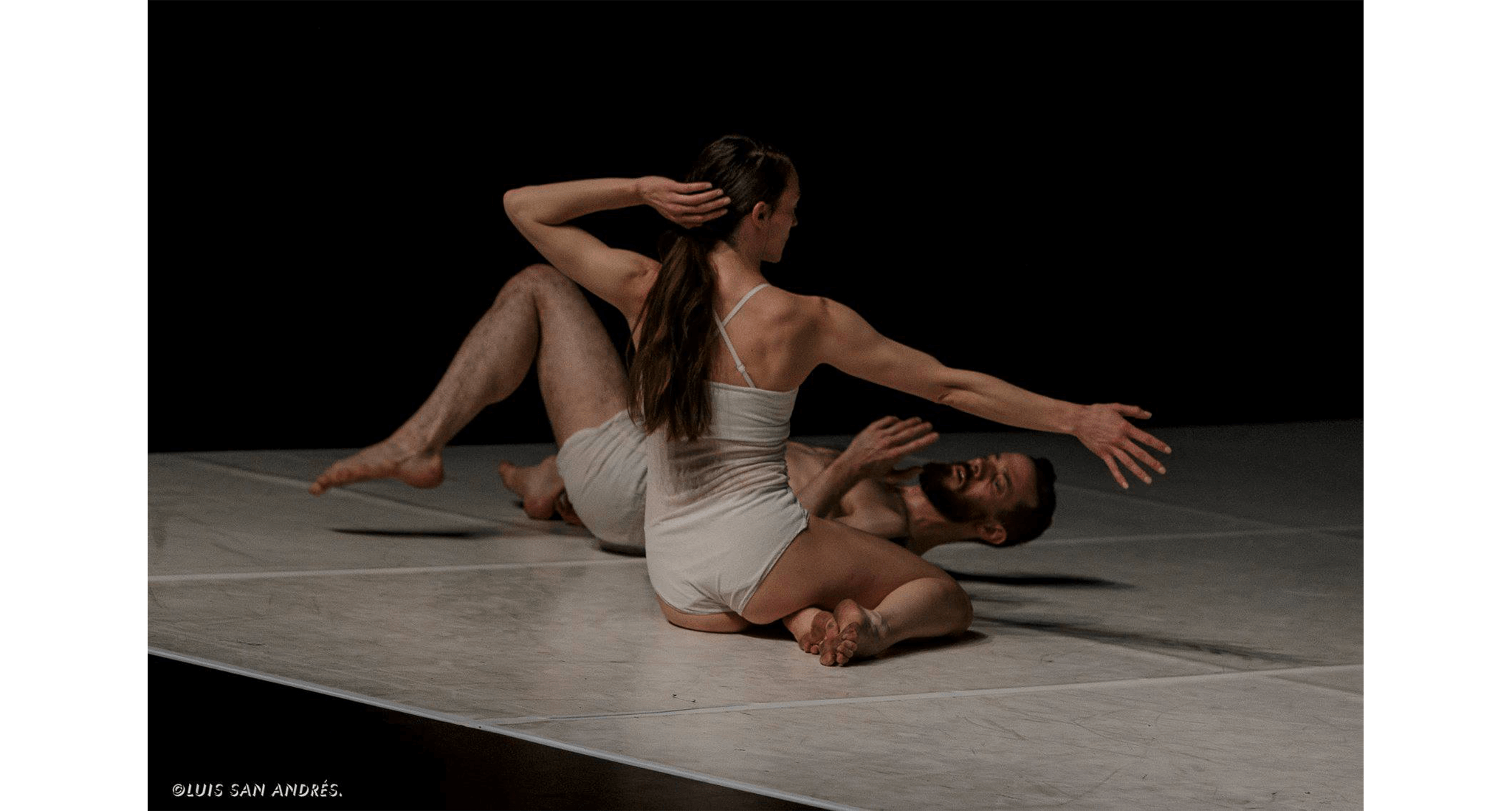Emanuel Gat Dance @ Dansa. Quinzena Metropolitana 2019