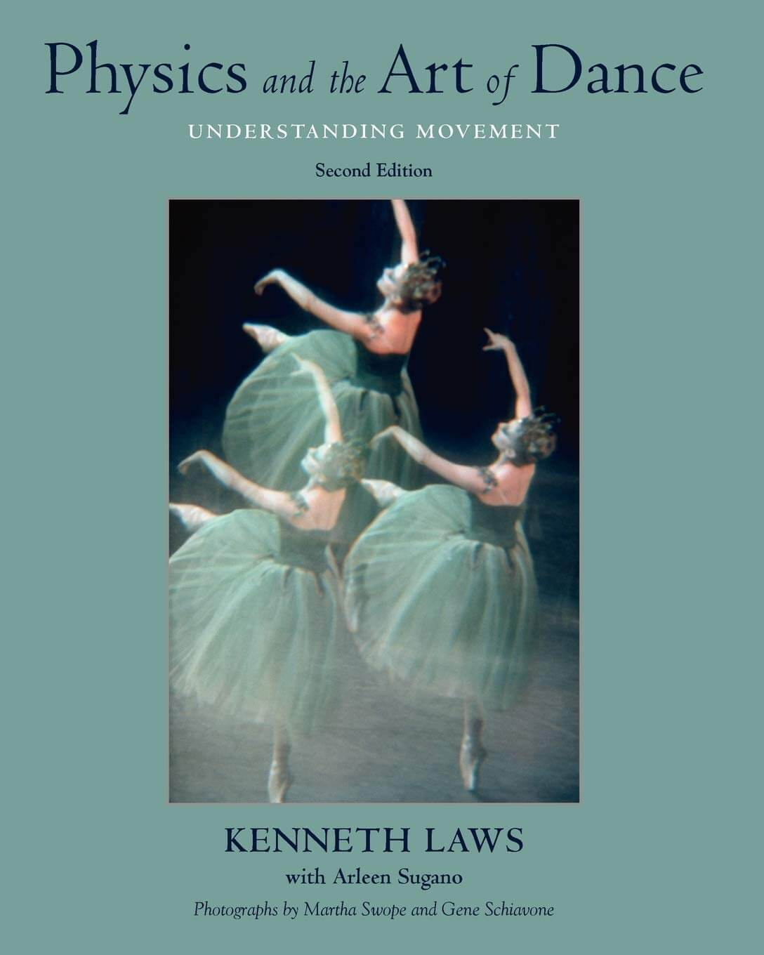 Cover PHYSICS AND THE ART OF DANCE by Kenneth Laws