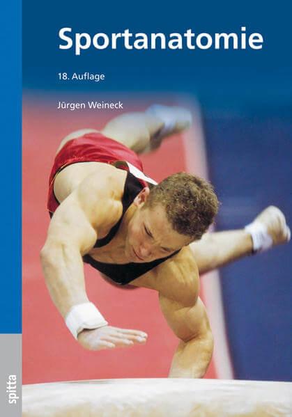 Cover SPORTANATOMIE von Jürgen Weineck
