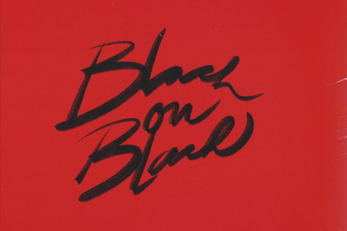 SRVD - Black on Black