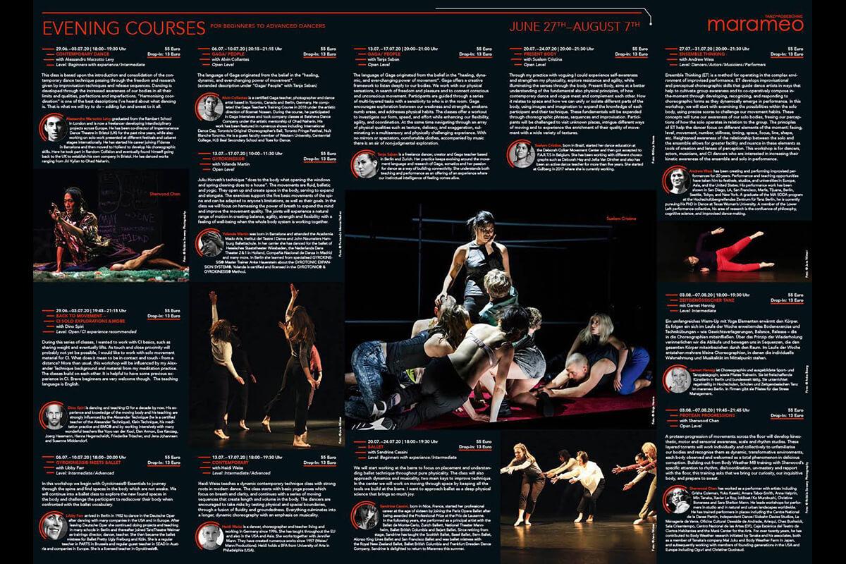 Emanuel Gat Dance Repertoire-Workshop
