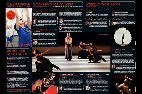 Emanuel Gat Dance Repertoire-Workshop