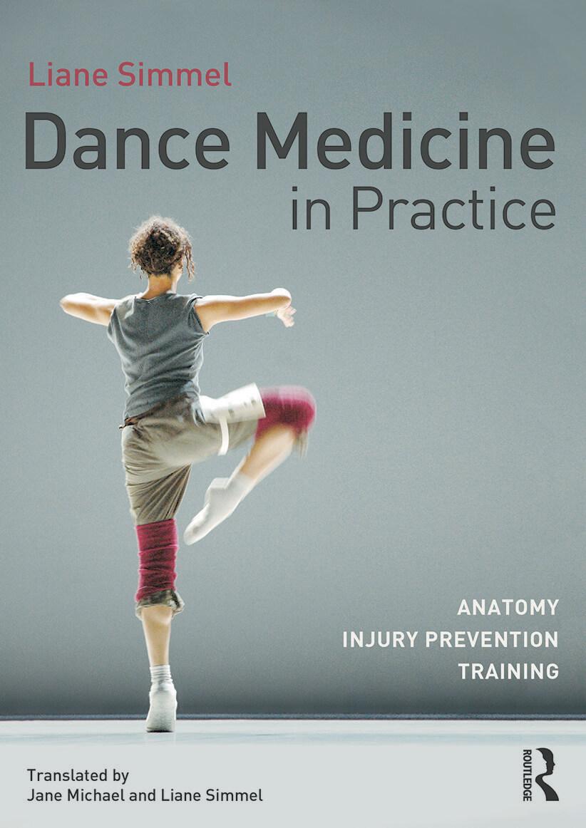 Dance Medicine in Practice by Liane Simmel Cover