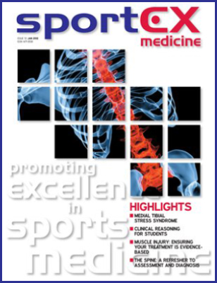 Cover sportEx Medicine