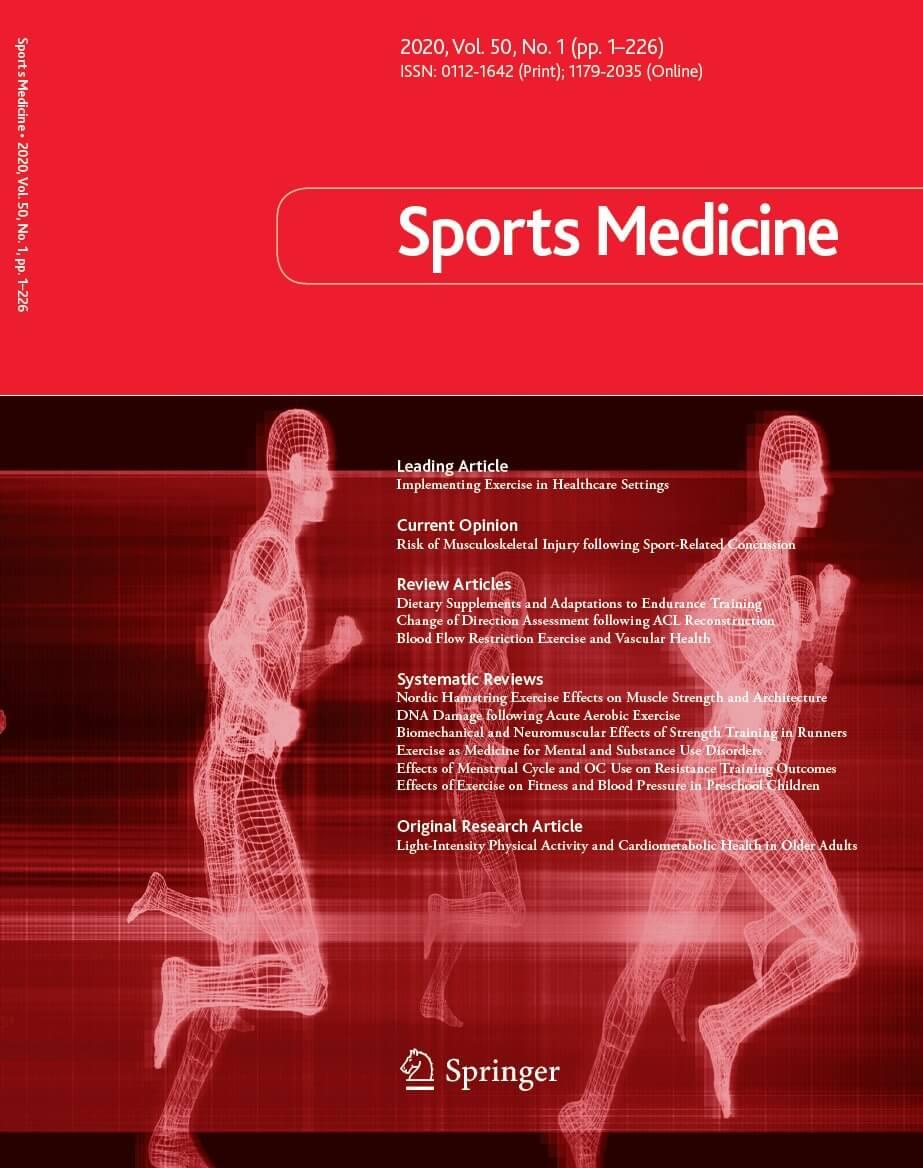 Sports Medicine Cover