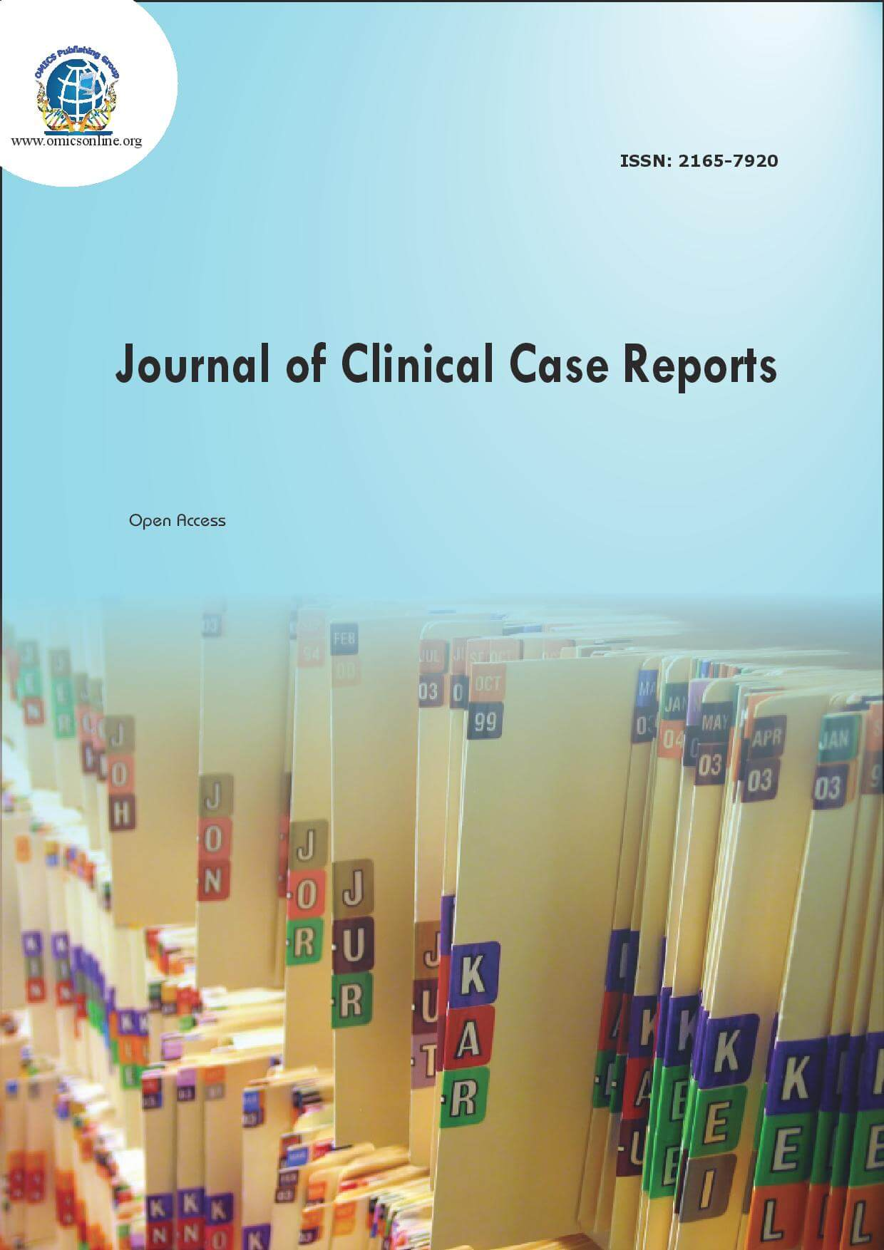 Open Access Journal of Clinical Case Reports Cover
