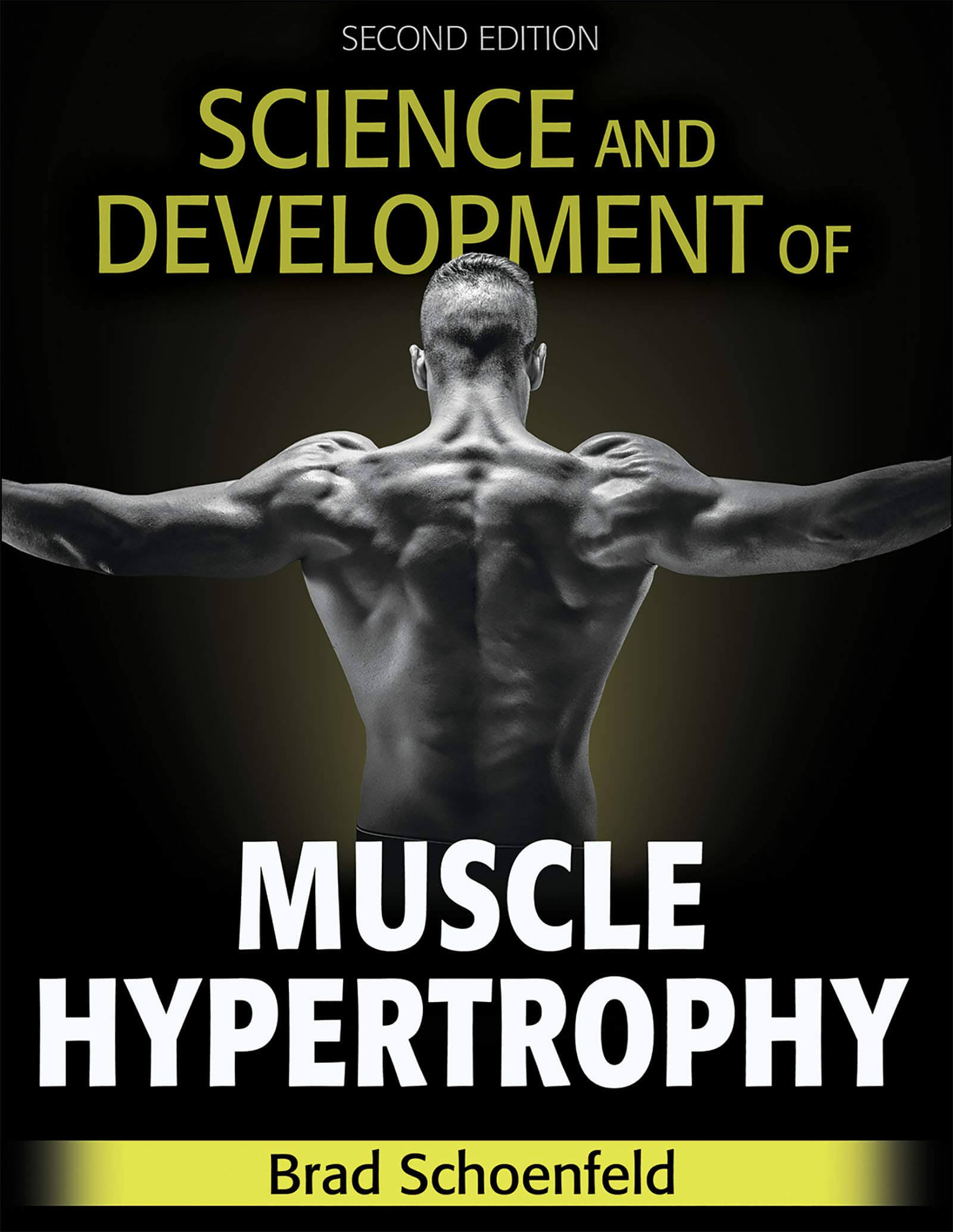 Science and Development of Muscle Hypertrophy Cover