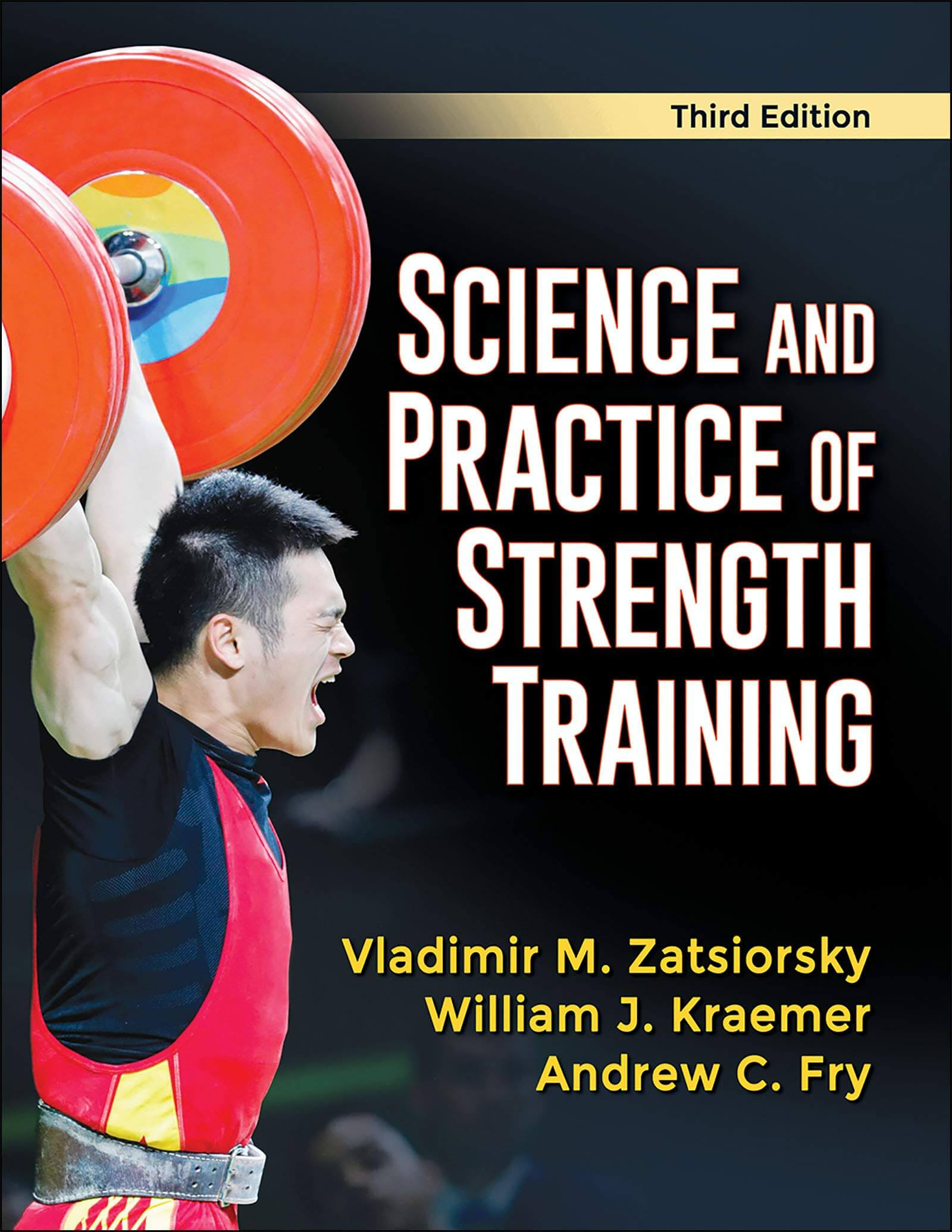 Science and Practice of Strength Training Cover