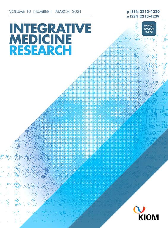 Integrative Medicine Research Cover