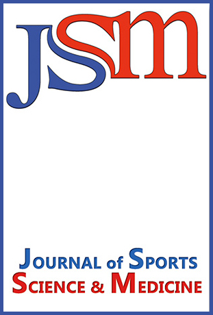 Journal of Sports Science & Medicine Cover