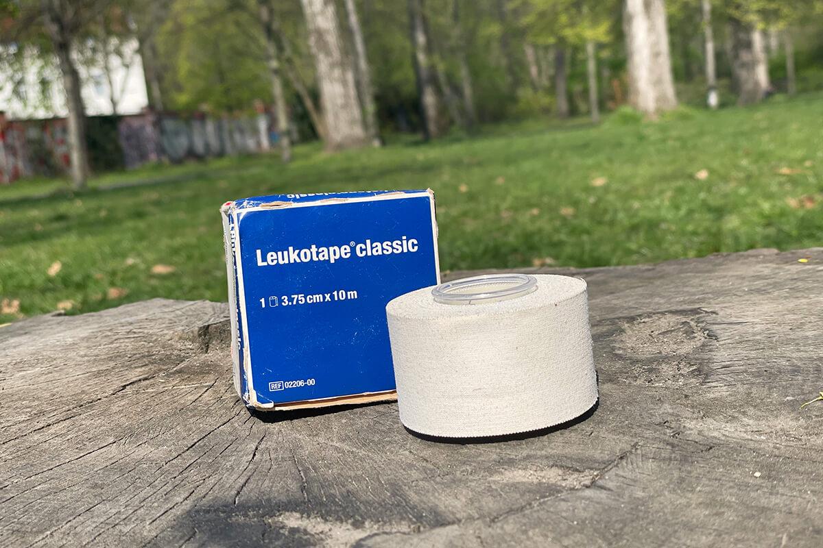 My Secret Weapons: Leukotape Classic