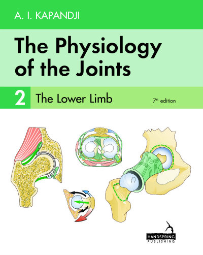 The Physiology of the Joints Book Cover