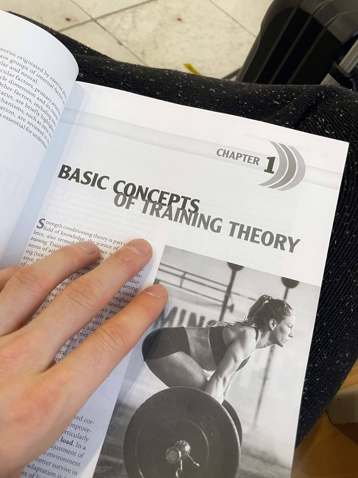 Science and Practice of Strength Training by Vladimir Zatsiorsky - Chapter 1