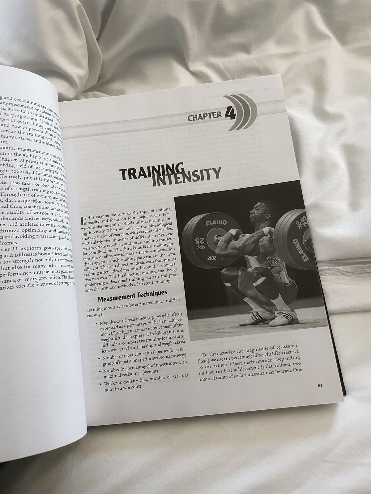 Science and Practice of Strength Training by Vladimir Zatsiorsky - Chapter 4