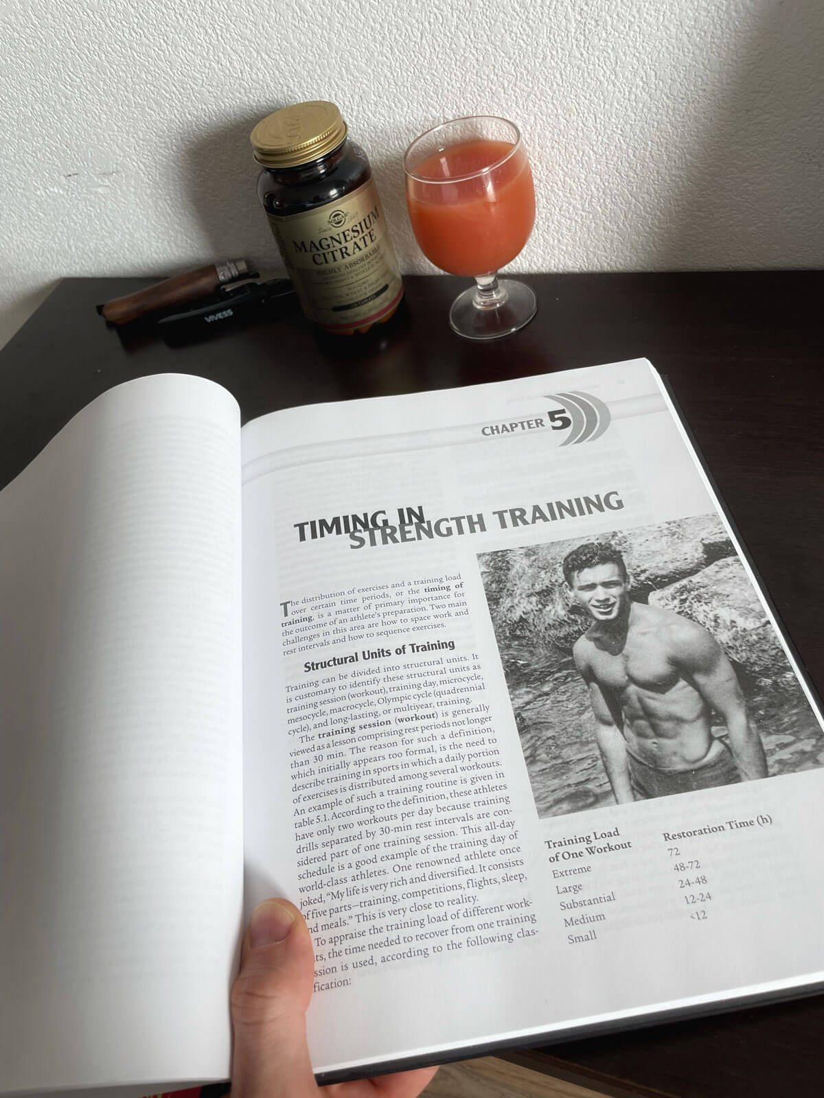 Science and Practice of Strength Training by Vladimir Zatsiorsky - Chapter 5