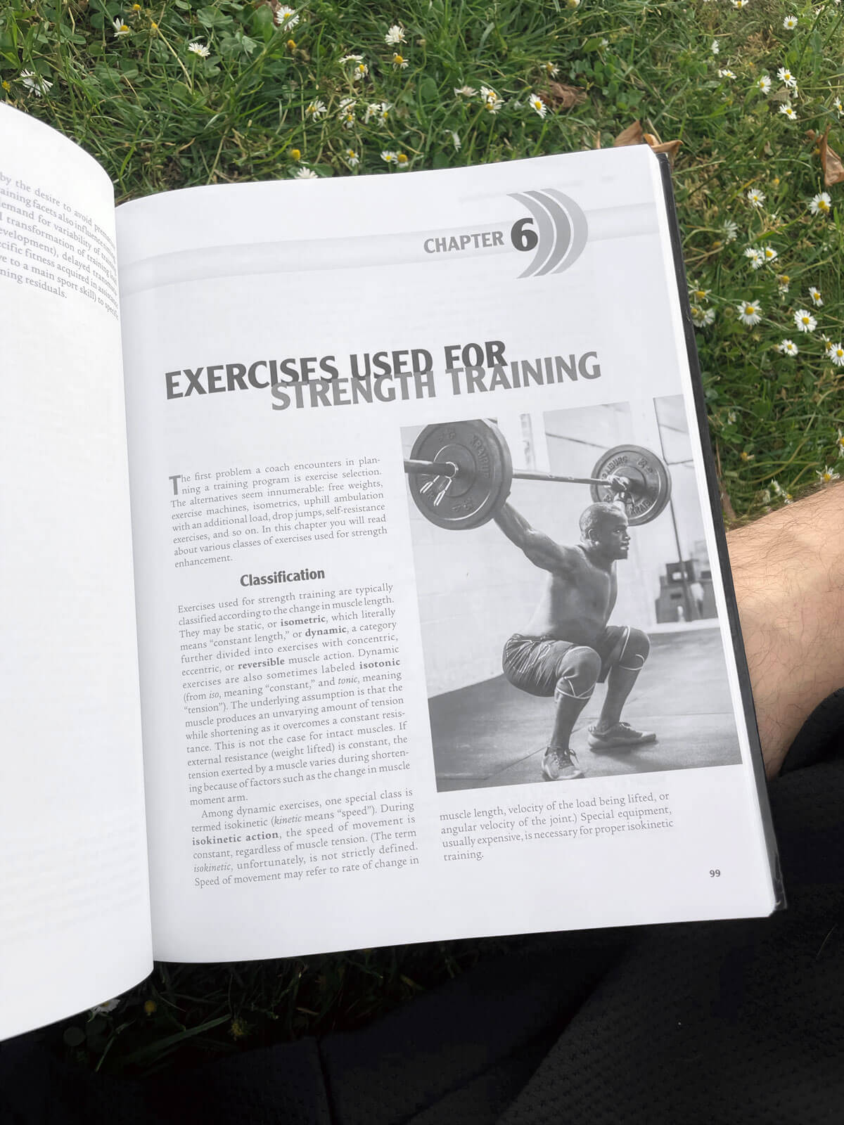 Science and Practice of Strength Training by Vladimir Zatsiorsky - Chapter 6