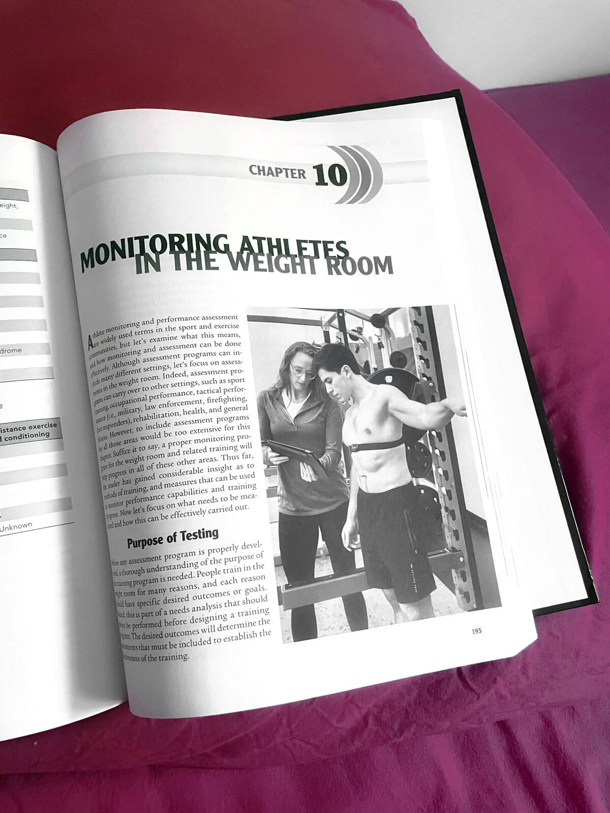 Science and Practice of Strength Training by Vladimir Zatsiorsky - Chapter 10