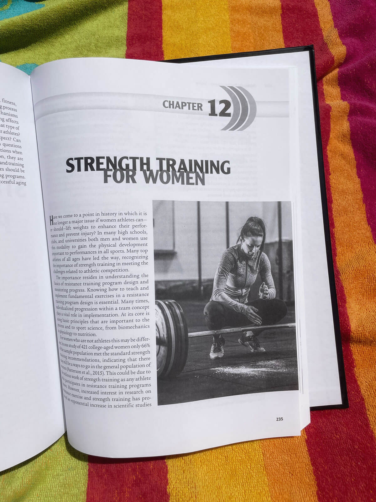 Science and Practice of Strength Training by Vladimir Zatsiorsky - Chapter 12
