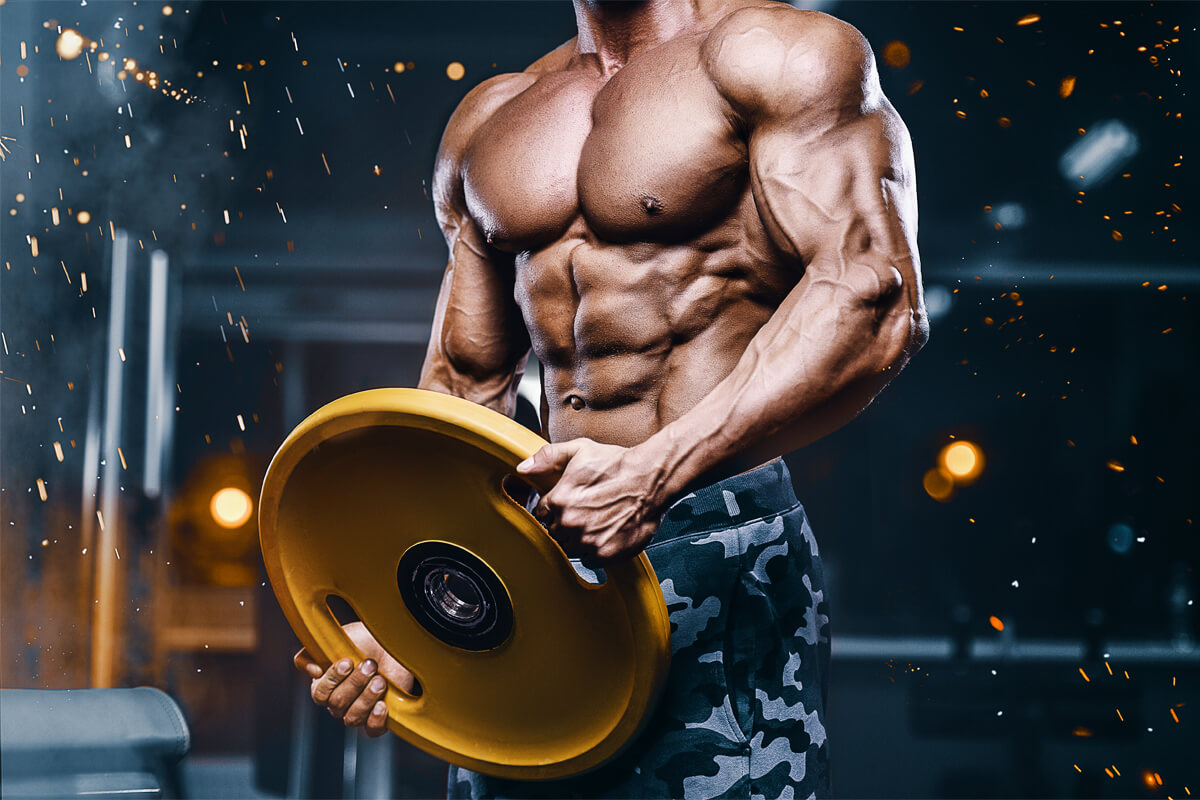 Brad Schoenfeld - The Hypertrophy Specialist - Page Title Photo