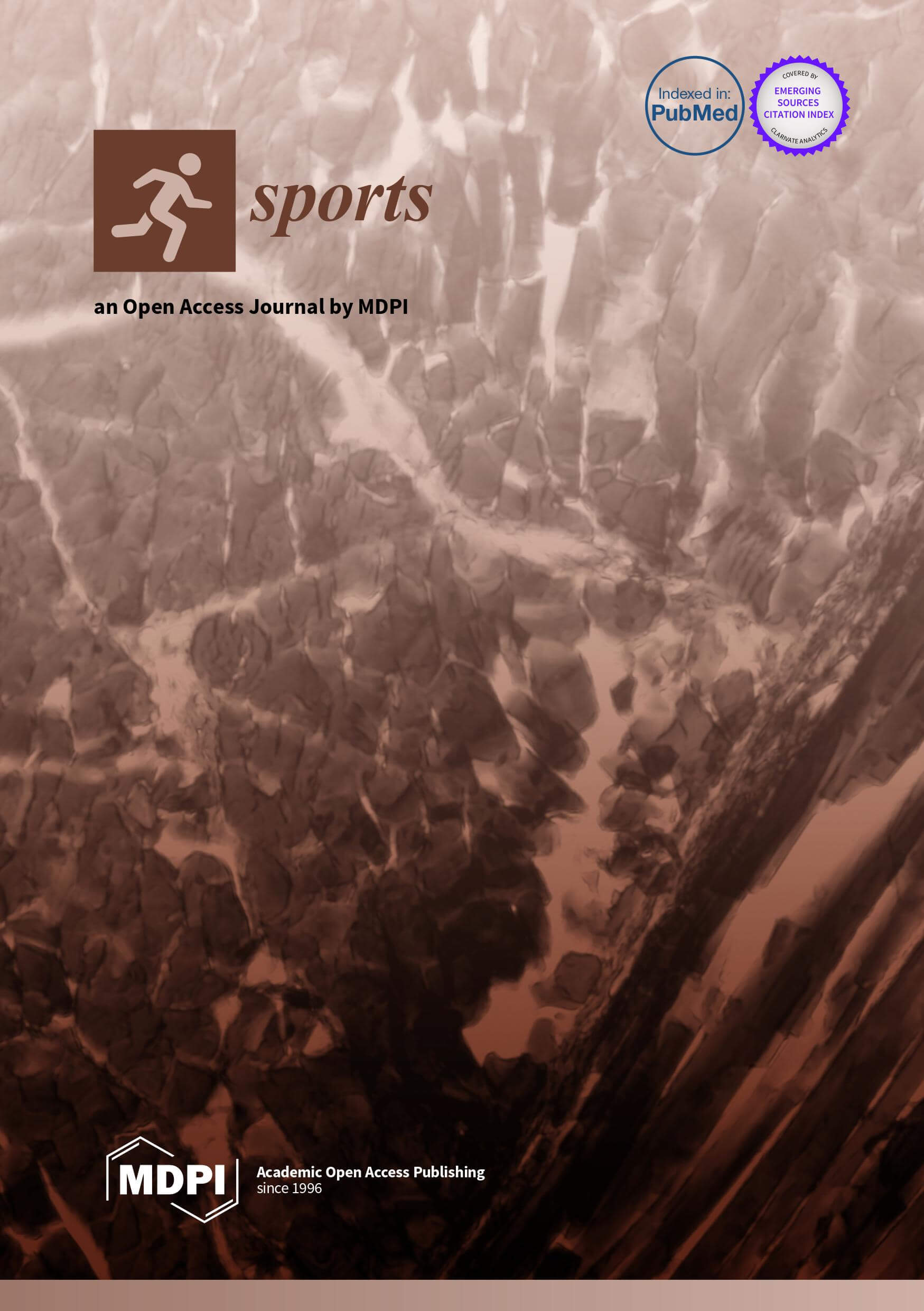MDPI Sports Journal Cover